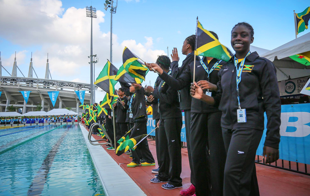Amateur swimming association of jamaica